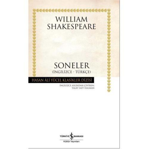 Soneler - William Shakespeare