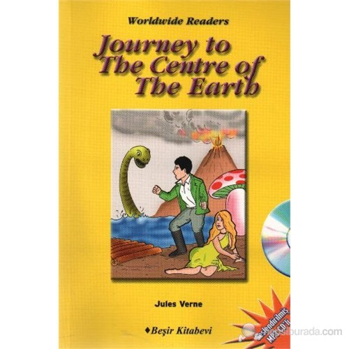 Level-6: Journey To The Centre Of The World (Audio Cdli)