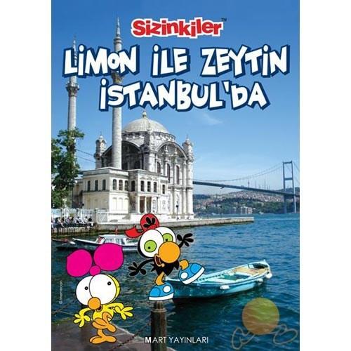 Limon İle Zeytin İstanbul'da