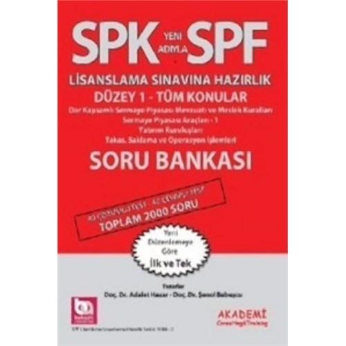 Spf Lisanslama Sınavlarına Hazırlık Düzey 1 Tüm Konular Soru - Şenol Babuşçu