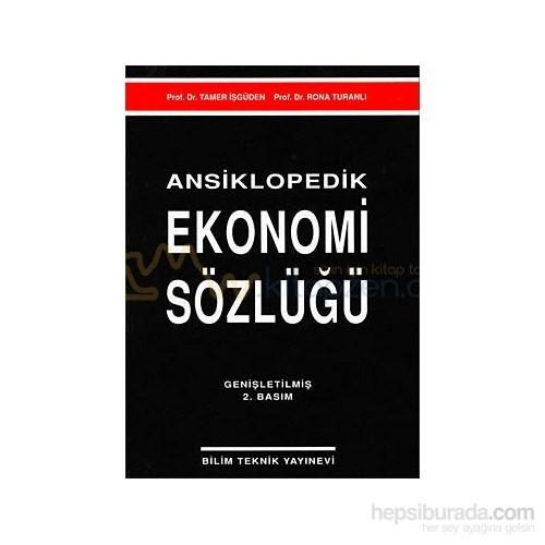 Ansiklopedik Ekonomi Sözlüğü
