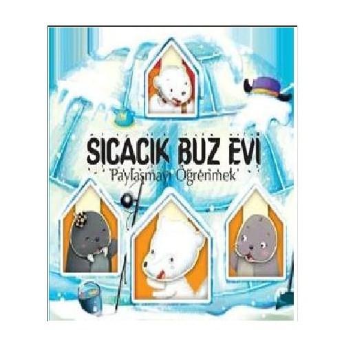 Karton Kitaplar: Sıcacık Buz Evi