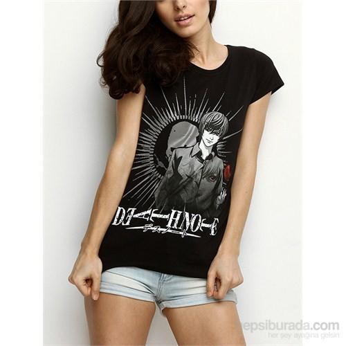 Köstebek Death Note Apple Kadın T-Shirt