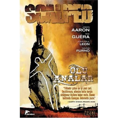 Scalped Cilt 3 - Ölü Analar Türkçe Çizgi Roman-Jason Aaron