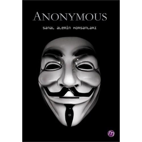 Anonymous - Sanal Alemin Korsanları