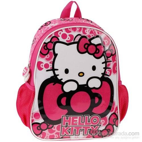 Hakan Hello Kitty Anaokulu Kız Çocuk Çantası Model 2