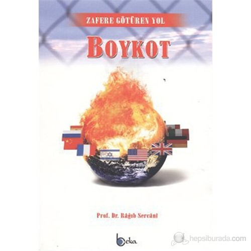 Zafere Götüren Yol Boykot
