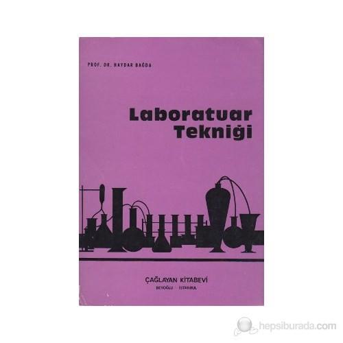 Laboratuar Tekniği-Haydar Bağda