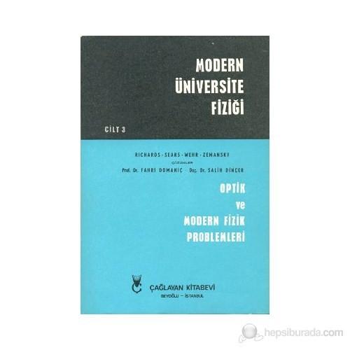Modern Üniversite Fiziği Cilt: 3-Francis W. Sears