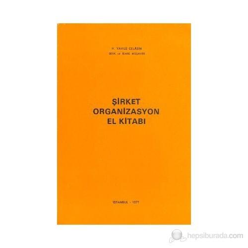 Şirket Organizasyon El Kitabı