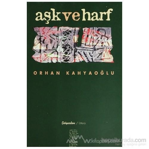 Aşk Ve Harf