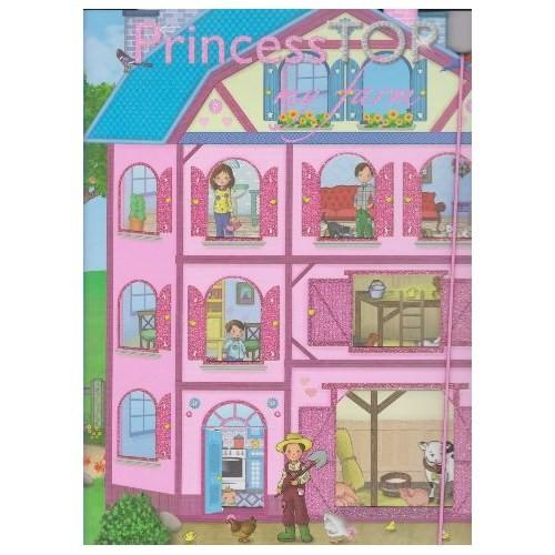 Princess Top My Farm Mavi