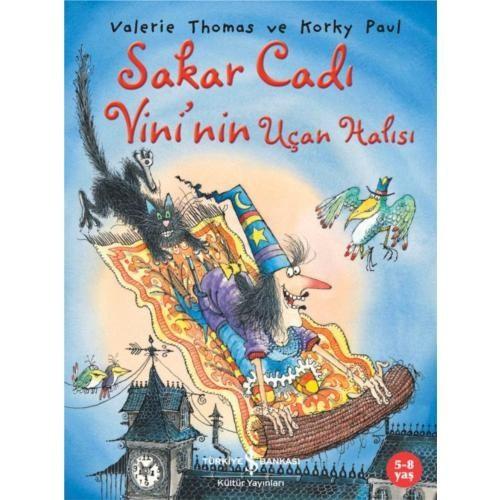 Sakar Cadı Vini'nin Uçan Halısı - Valerie Thomas