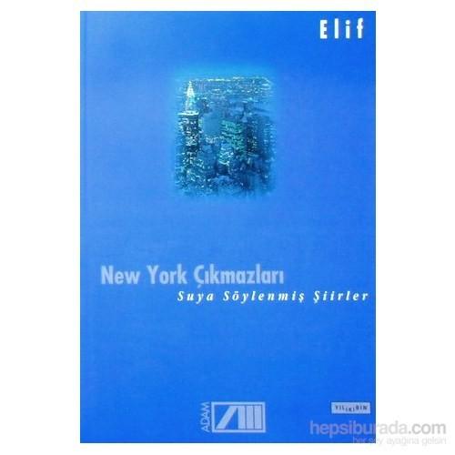 NEW YORK ÇIKMAZLARI