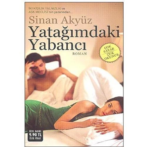 Yatağımdaki Yabancı (Cep Boy) - Sinan Akyüz