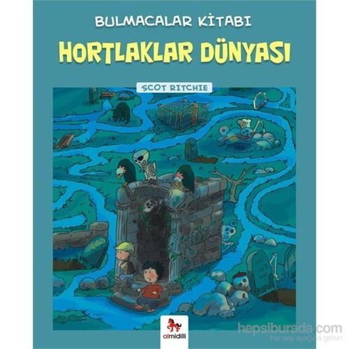 Hortlaklar Dünyası - Bulmacalar Kitabı-Scot Ritchie