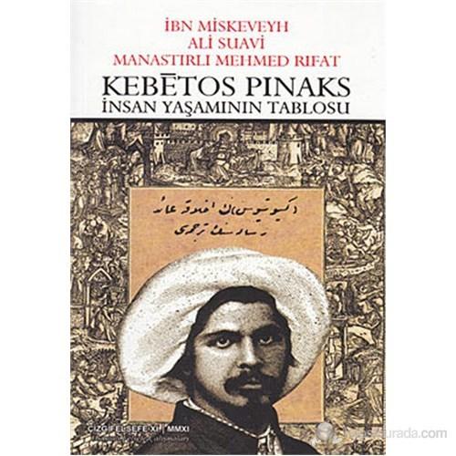 Kebetos Pinaks (İnsan Yaşamının Tablosu)-Mehmed Rıfat