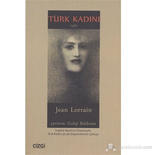 Türk Kadını-Jean Lorrain