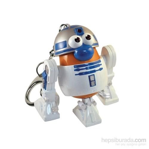 Star Wars: Mini Potato Head R2-D2 Keychain