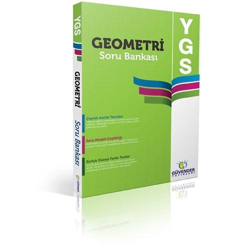 Güvender Yayınları Ygs Geometri Soru Bankası