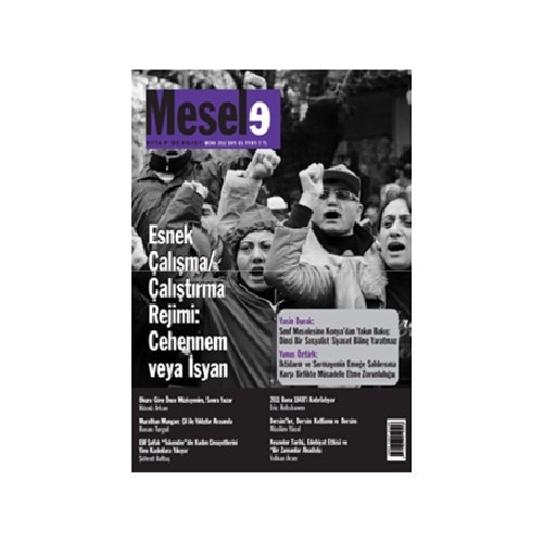 Mesele Dergisi Sayı 61, Ocak 2012