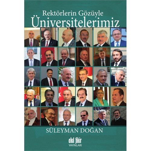 Rektörlerin Gözüyle Üniversitelerimiz-Süleyman Doğan