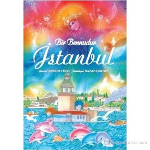 Bir Bennudur İstanbul Ciltli-Şebnem Yüce