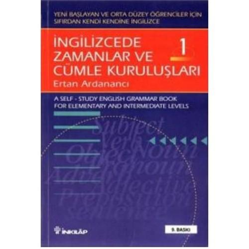 İngilizcede Zamanlar ve Cümle Kuruluşları-1 - Ertan Ardanancı