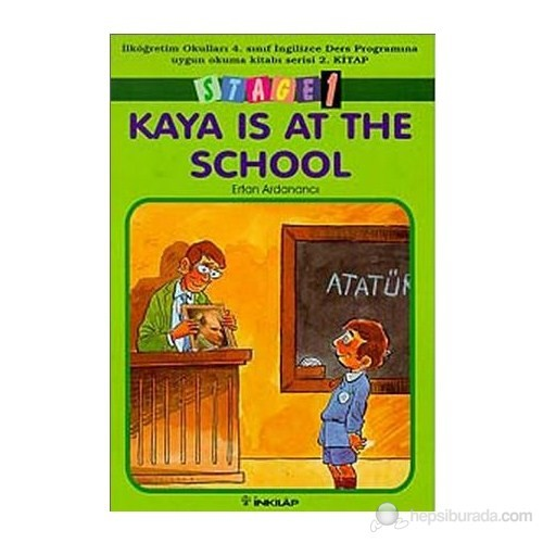 Kaya Is At The School - Stage 1