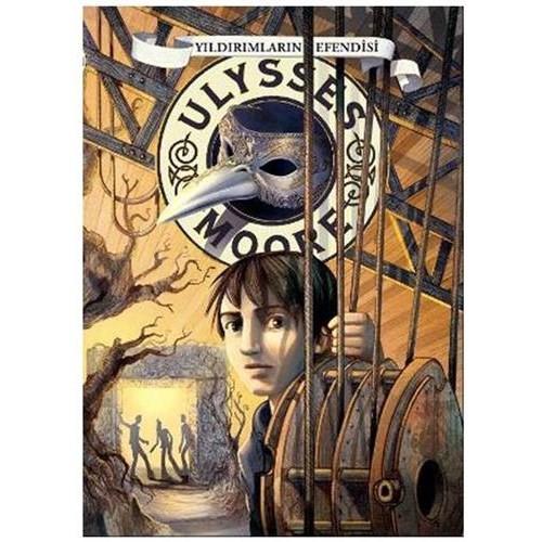 Ulysses Moore 8 - Yıldırımların Efendisi