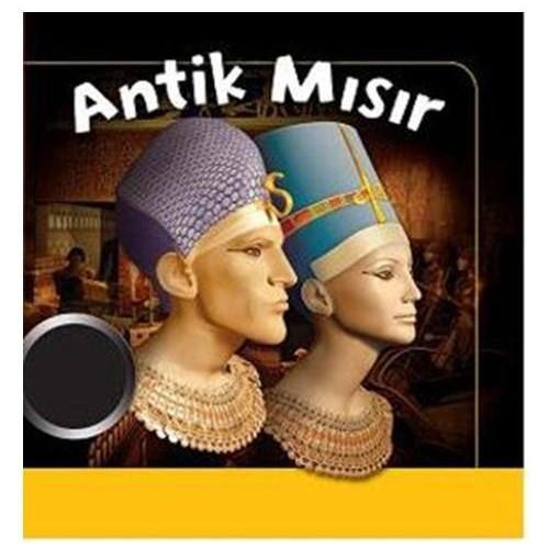 3 Boyutlu Eğitsel Kitap - Antik Mısır - Robert Coupe