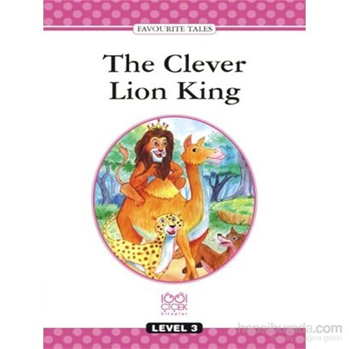 The Clever Lion King - Level 3-Kolektif