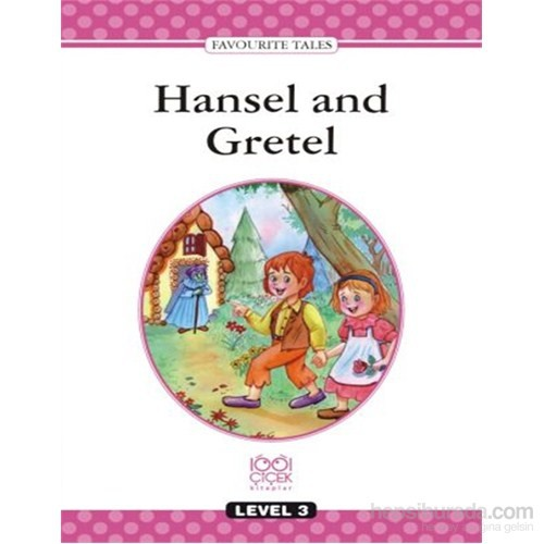 Hansel And Gretel - Level 3-Kolektif