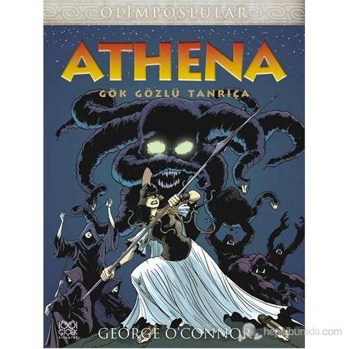 Athena- Gök Gözlü Tanrıça
