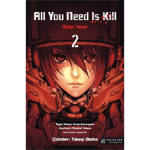 All You Need Is Kill 2: Öldür Yeter 2
