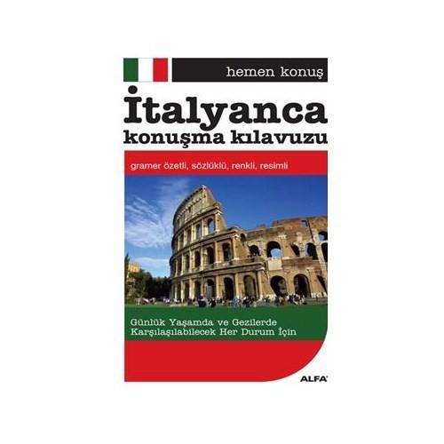Hemen Konus İtalyanca Konuşma Kılavuzu