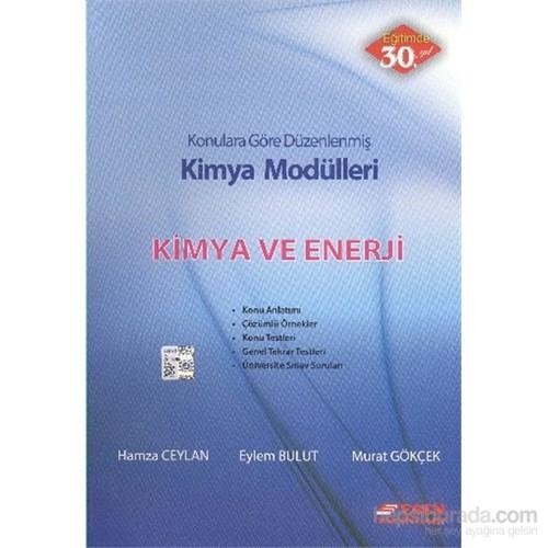Esen Kimya Modülleri Kimya ve Enerji