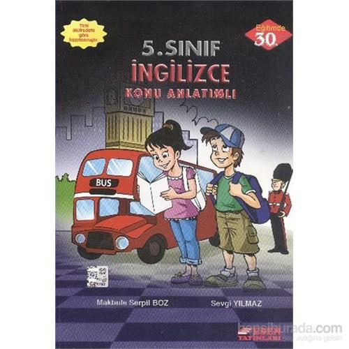 Esen 5. Sınıf İngilizce Konu Anlatımlı - Makbule Serpil Boz