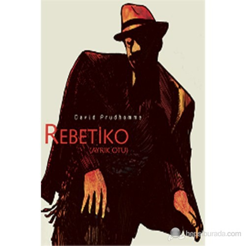 Rebetiko-David Prudhomme