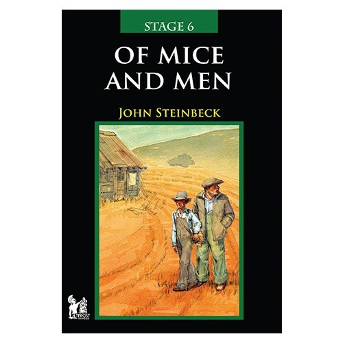of mice and men by john steinbeck The title comes from the late robbie burns poem which goes like this: the best laid schemes o' mice an' men, gang aft agley, an' lea'e us nought but grief an' pain, for promis'd joy it means: the.