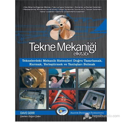 Tekne Mekaniği El Kitabı - Dave Gerr