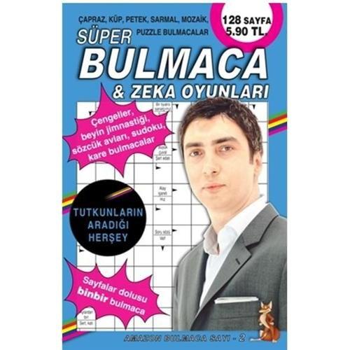 Süper Bulmaca & Zeka Oyunları 2
