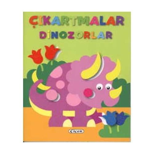 Çıkartmalar - Dinozorlar - 2