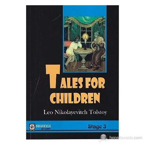 Tales For Children - (Stage 3)