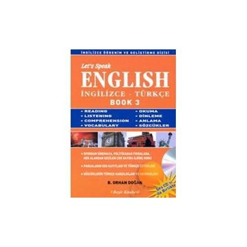 Let's Speak English Book 3