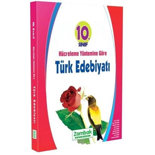 Zambak Yayınları 10.Sınıf H.Y.G Türk Edebiyatı Kitabı