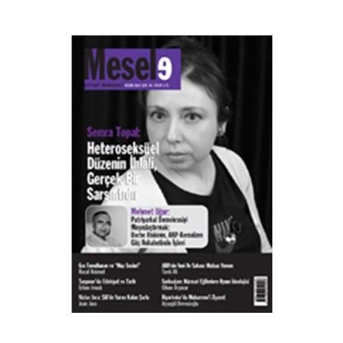 Mesele Dergisi Sayı: 40 Nisan 2010