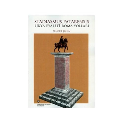 Stadiasmus Patarensis - Likya Eyaleti Roma Yolları