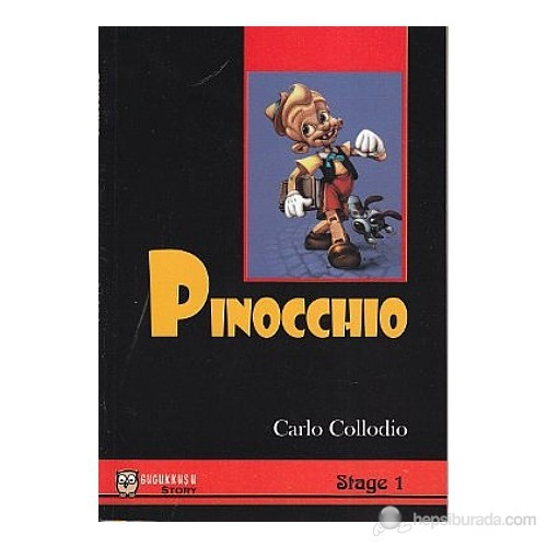 Pinocchio - (Stage 1)