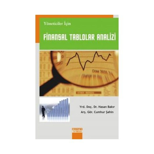 Yöneticiler İçin Finansal Tablolar Analizi-Hasan Bakır